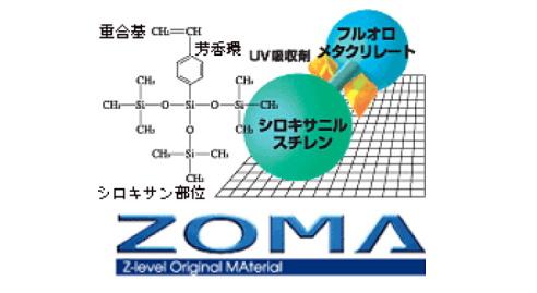 素材ゾーマZOMA